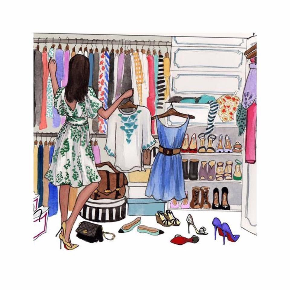 How to conduct a self wardrobe assessment