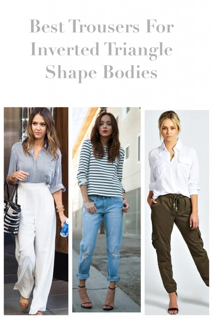 949dcacbef How To Dress An Inverted Triangle Shape Body - Gails Rails