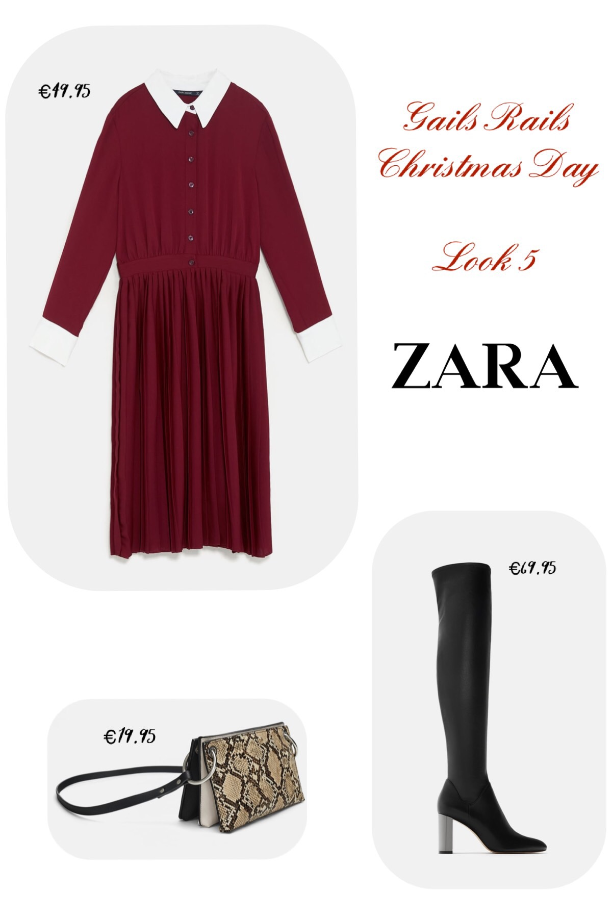 Christmas Day Looks Gails Rails
