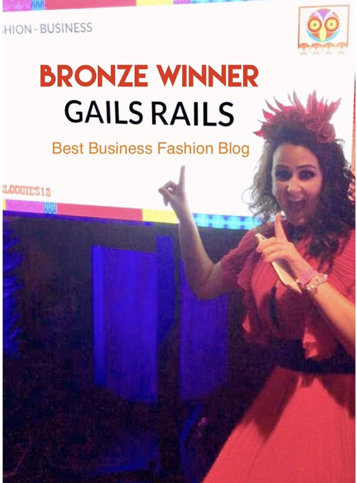 Gails Rails Blog Awards 2018