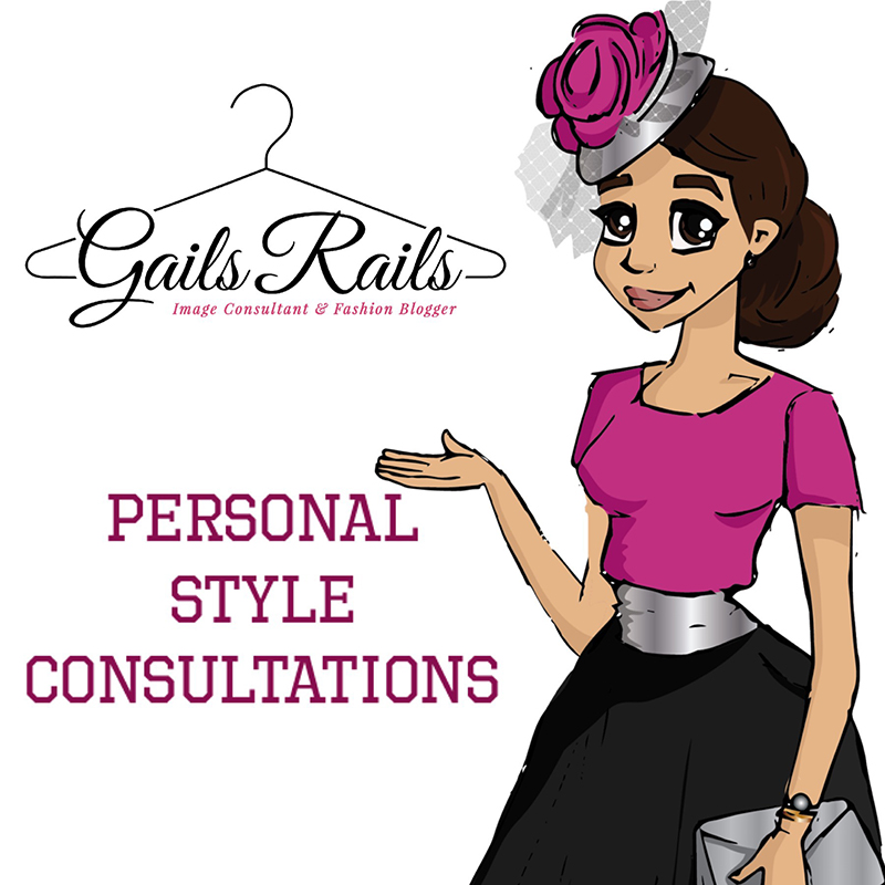Personal Style Consultations - Gails Rails