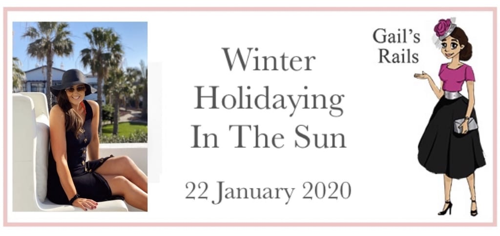 Winter Holidaying in the Sun