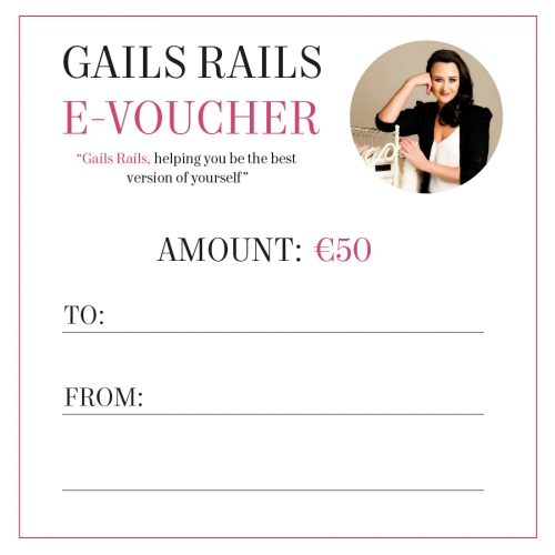 Gails Rails €50 E-Voucher